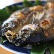 画像2: 鯉の塩焼き (2)